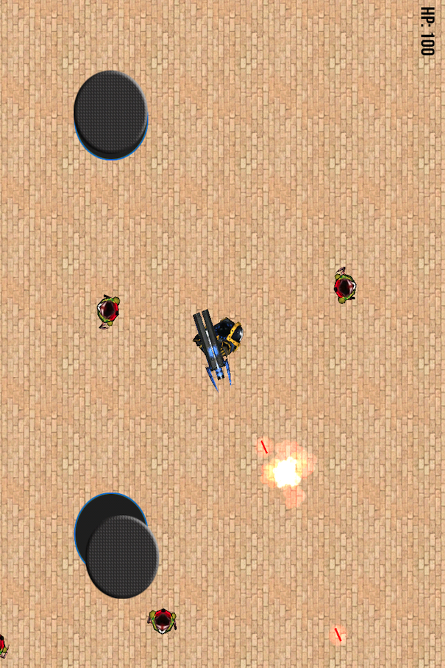 Screenshot G Shooter
