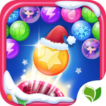 Bubble Shooter Legend - Christmas HD